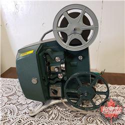 Keystone K-65 Automatic Movie Project 8mm (Includes Foghorn Leghorn Film)