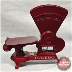 Toledo Country Store Mailing Scale