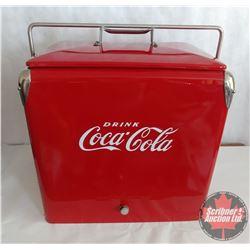 Coca Cola Picnic Cooler (Restored)