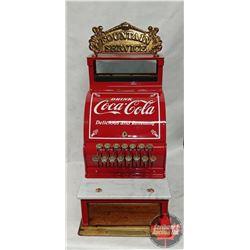 Antique Cash Register - Model 711 (Restored to Coca Cola)