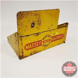 Massey Harris Counter Top Parts Book Holder