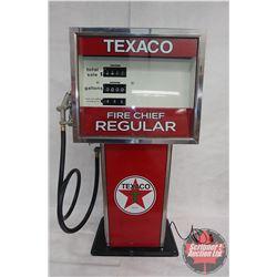 Texaco Gas Pump (Professional Restoration)
