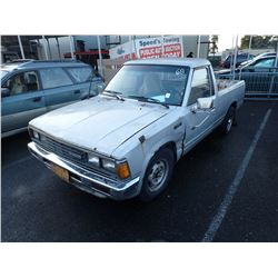 1986 Nissan 720 Pickup