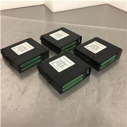 (4) OCM Technology E00003-D05 8-Channel Temperature Control Module