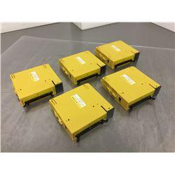 (5) Fanuc A03B-0807-C109 Digital Input Module