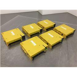 (6) Fanuc A03B-0807-C167 Digital Output Module