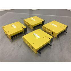 (4) Fanuc A03B-0807-C171 Digital I/O Module