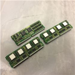(3) Fanuc A20B-2900-0290 and A20B-2900-0370/03A Daughter Boards