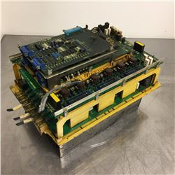 Fanuc A06B-6064-C312 AC Spindle Servo Unit