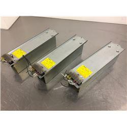 (3) Fanuc A06B-6066-H500 Line Filter