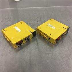 (2) Fanuc A03B-0819/0807-C011 I/O Digital Module