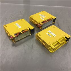 (3) Fanuc A03B-0819-C161 Output Module