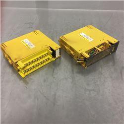 (2) Fanuc A03B-0807/0819-C104 Input Module