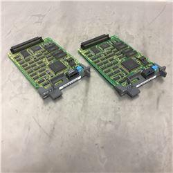 (2) Fanuc A20B-8001-0730 Control Board