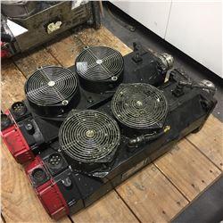 (2) Fanuc AC Servo Motors *SEE PICS FOR DETAILS*