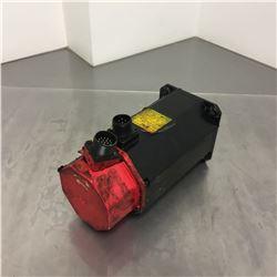 Fanuc A06B-0127-B075 AC Servo Motor *BROKEN PLUG SEE PICS*