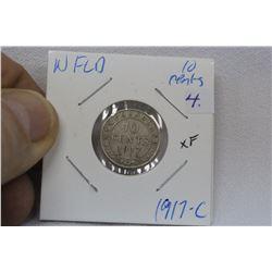 Nfld Ten Cent Coin (1)