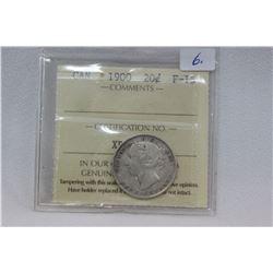 Nfld Twenty Cent Coin (1)