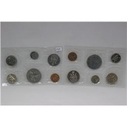 Canada Mint Coin Sets (2)