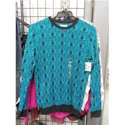 NEW KIM ROGERS MEDIUM WOMENS SWEATER