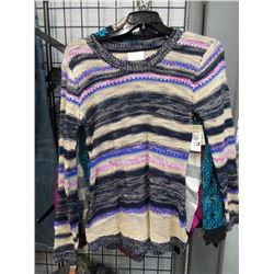 NEW BOBBY BROOKS MEDIUM WOMENS SWEATER