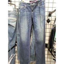 NEW CRUEL JAYLEY'S SZ 3 WOMENS X LONG JEANS