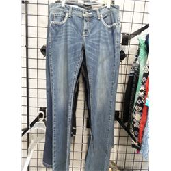 NEW CRUEL SZ 9 WOMENS X LONG JEANS