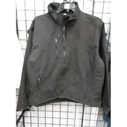 NEW CINTAS XL BLACK SOFT SHELL JACKET