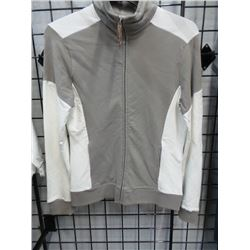 NEW WOMENS MEDIUM WISPER ME ZIPP UP JACKET
