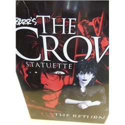 VINTAGE THE CROW BRANDON LEE STATUE THE RETURN