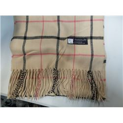 NEW Cashmere Scarf plaid