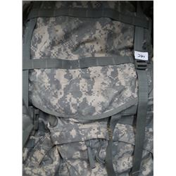 Large Military Surplus Backpack With Frame