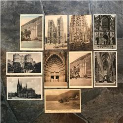 Group of Early 1900's Travel Postcards, Cologne Germany
