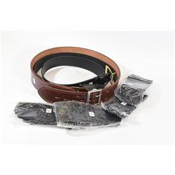 Belts & Gloves