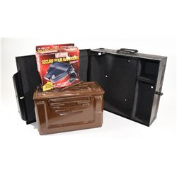 Box Lot Lockable Cases