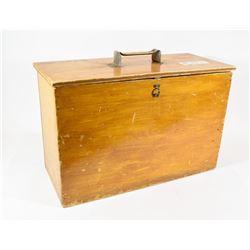 Hard Rifle Case & Range Box
