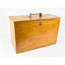 Hard Rifle Case & Range Box