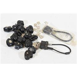 15 Trigger Locks & 2 Cable Locks