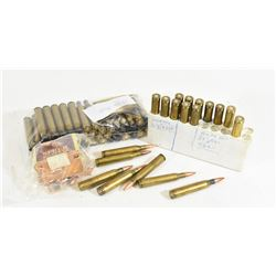 25-06 Remington Reloads and Brass