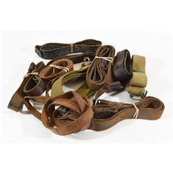 Assorted Military Slings