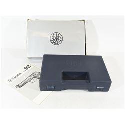 Beretta 92F Original Box and Carry Case