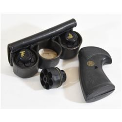Speed Loader Holster/ Loaders and Grips