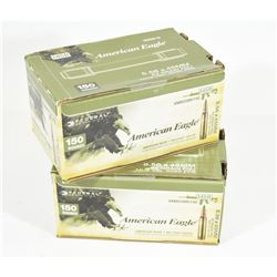 American Eagle 5.56x45 MM 300 Rounds