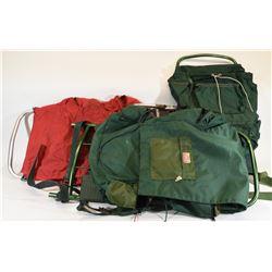 Box Lot Backpacks