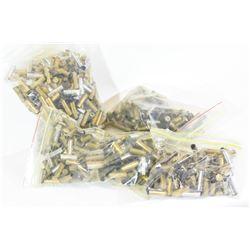 Mixed 38 Spl & 357 Brass