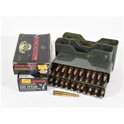 Mixed Rifle Ammo
