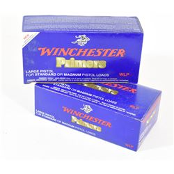 2000 Winchester Large Pistol Primers WLP