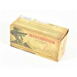 500 Rounds Winchester Commemorative 22LR