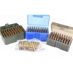 170 Rounds 7.62mm Nato Military
