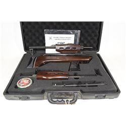 QB 57 Air Rifle 22 and 177 Pellet